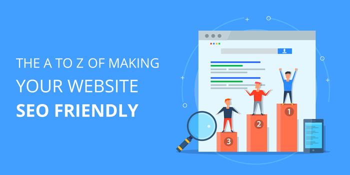 SEO friendly Website Builders