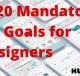 UX Goals for Designers