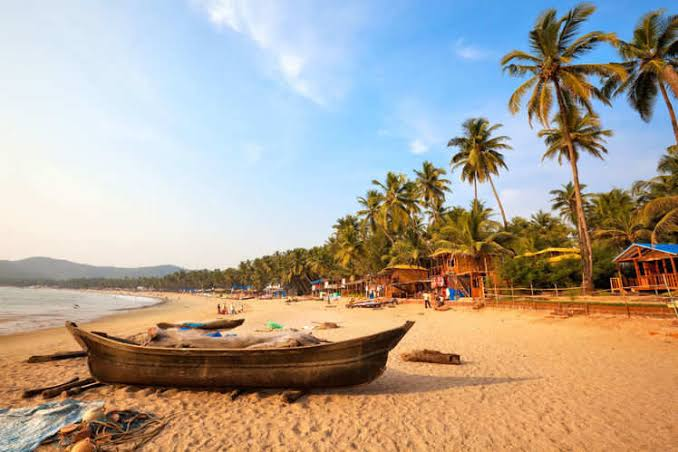 Goa's Pristine Beaches