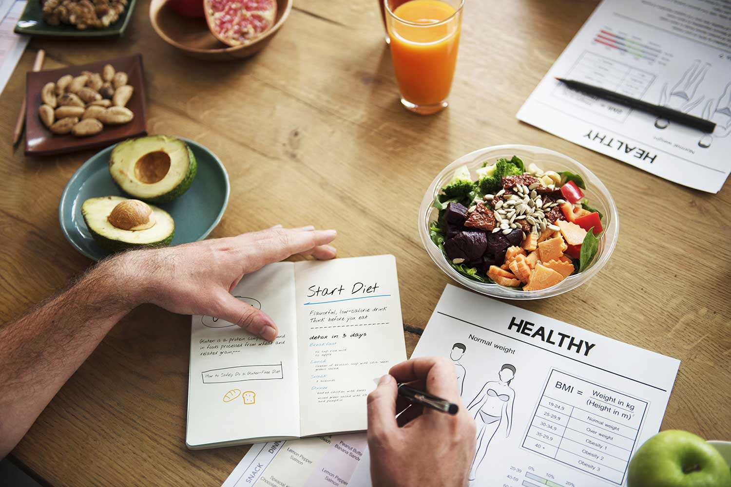 Reasons Why you Need a Dietitian