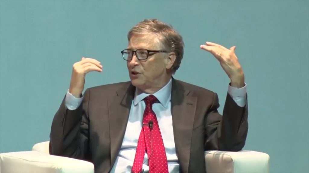 Bill Gates speaks about what he would do if he were president to deal with coronavirus
