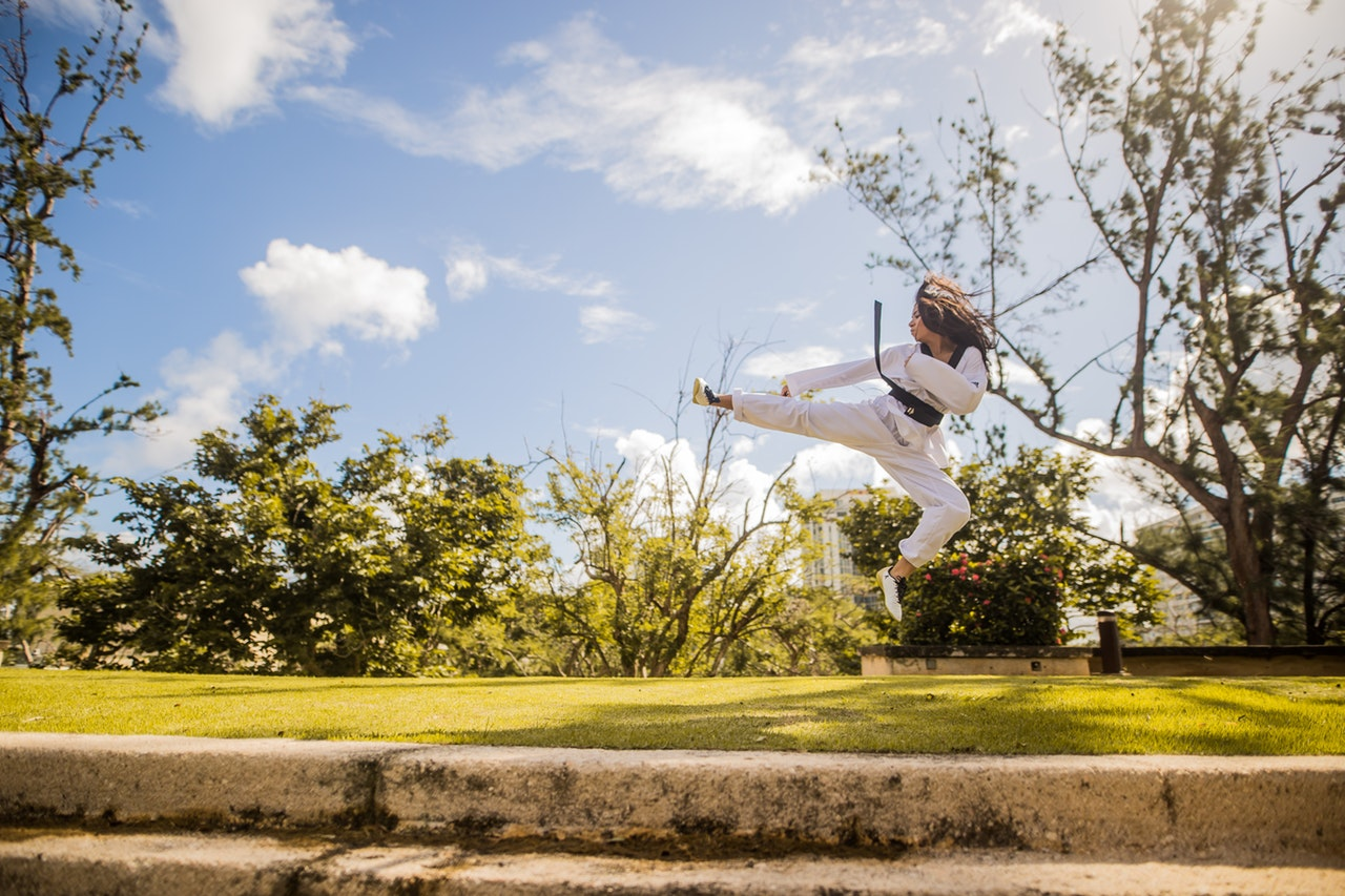 How Taekwondo can help children with ADHD