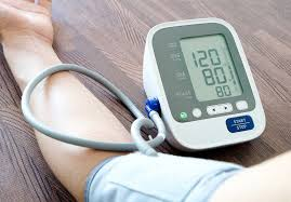 blood pressure range