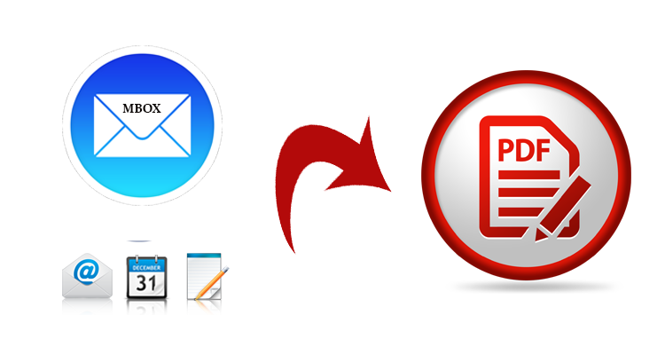 How to Convert MBOX Files to PDF Format