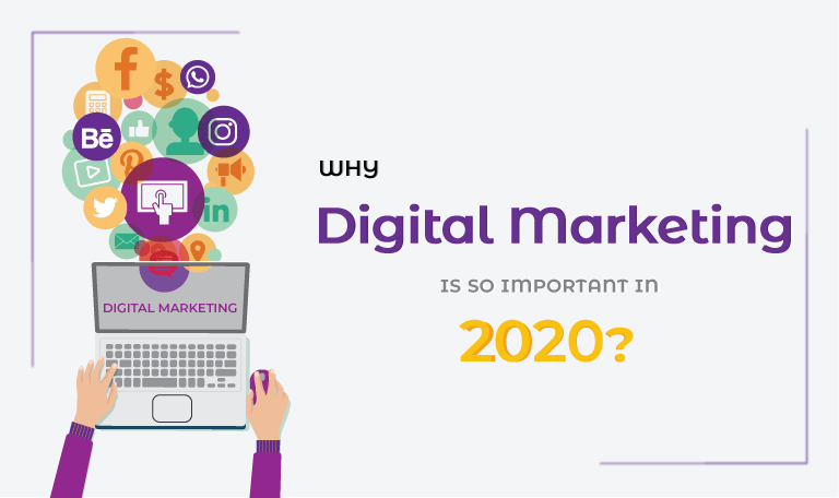 Importance of Digital Marketing in 2020 - Hubpots