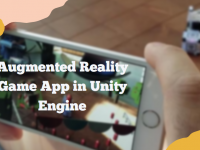 How to Create an AR Game App in Unity Engine
