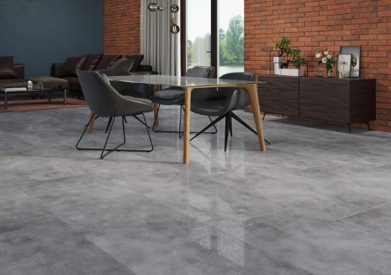 Types Of Floor Tile Design Make The Living Room