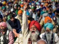 farmer protest in india